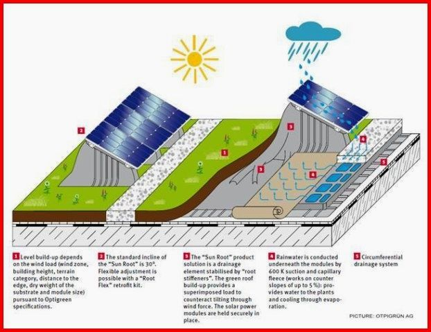 Solar Energy Advantages And Disadvantages Solarenergytips Green Roof Technology Advantages Of Solar Energy Green Roof