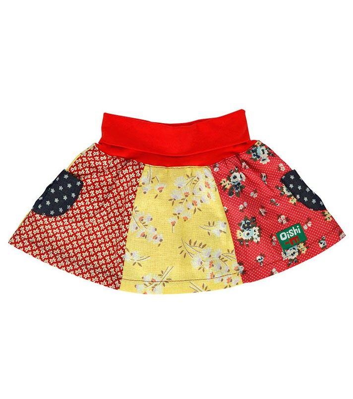 Pfeiffer Skirt, Oishi-m Clothing for kids, Summer 2015, www.oishi-m.com