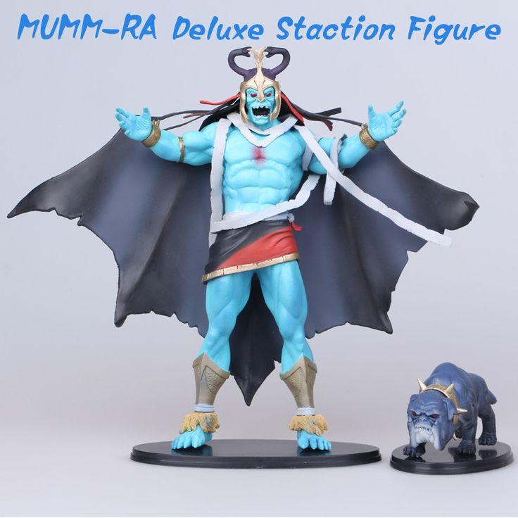 ThunderCats Mumm-Ra & Ma-Mutt Deluxe Figure Anime Cartoon PVC Statue 25cm