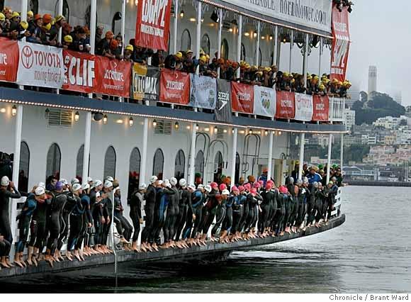 Escape from Alcatraz Triathlon...