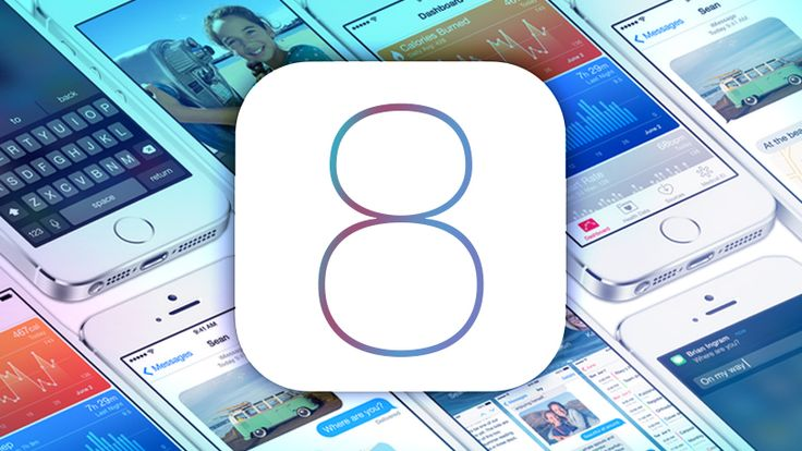 iOS 8 doesn't change the look and feel of the OS too much, but does tweak some existing features. Here are some of the most intriguing updates.