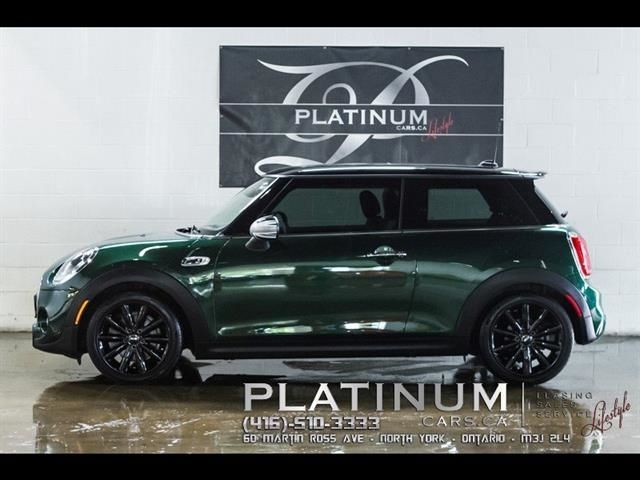 vehicle highlights: turbo | navigation | pano roof | harman/kardon | satellite radio  finance and pay only $195.86 bi-weekly with $3,500.00 down at 4.99%. 96 month open loan o.a.c.  the 2016 mini cooper s is a sporty compact that allows for an endless degree of fun and style. featuring a powerful turbocharged 2.0l engine producing 189hp, 6-speed automatic transmission, this lit