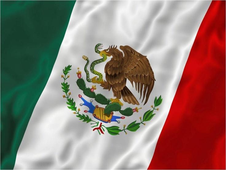 Bandera de México ❤️ ¡¡206 Aniversario de Independencia!!