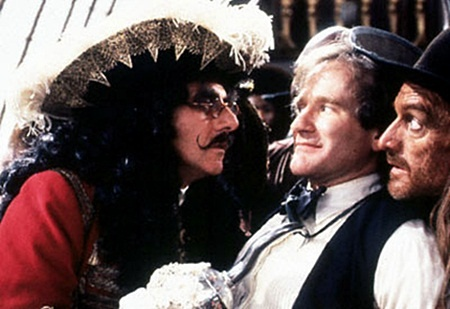 """""""He'll crow. He'll fight. He'll fly. And then... he'll die."""" ~ 'Hook'"""