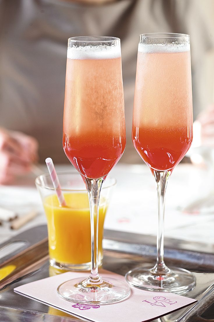 Add a little fizz to your morning with Heston Blumenthal's refreshingly lively and fruity plum fizz recipe. Find more Waitrose breakfast recipes at waitrose.com/recipes