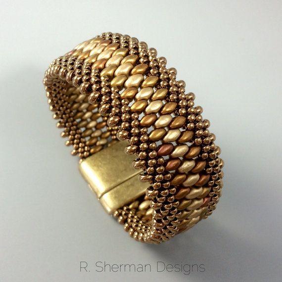 25 best ideas about beaded cuff bracelet on