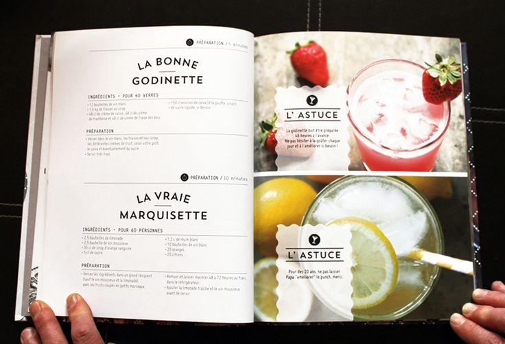 mise en page de recette de cuisine - Recherche Google