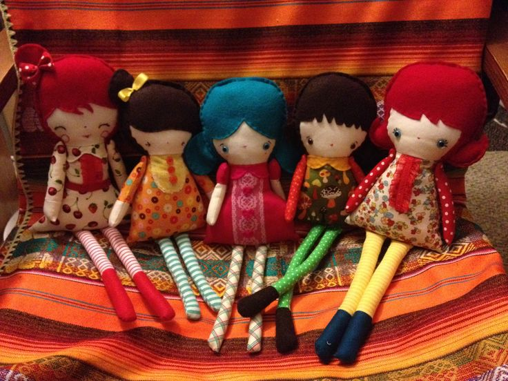 Emma's doll party