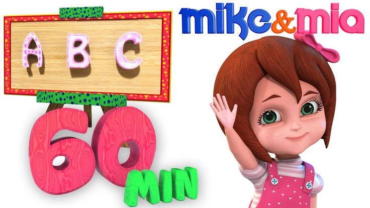 Watch ABC Alphabet Song and Learn ABC and Alphabets with Mike and Mia! We have also added popular and handpicked nursery rhymes for children with this compil...