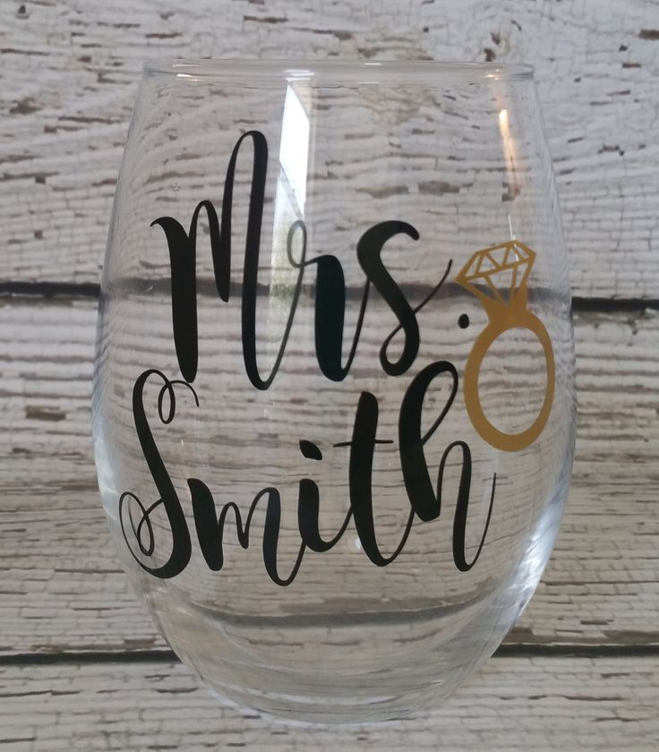 Mrs Wine Glass, Bride Wine Glass, Wedding Glass, Wife glass, Wifey wine glass…