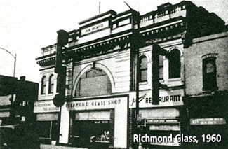 ... historic Richmond Glass Company in Richmond, Virginia, into a facility