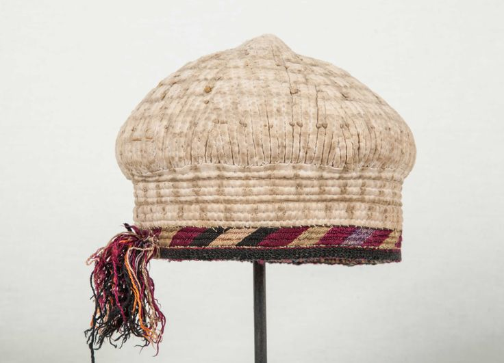 Vintage Quilted Afghan Hat, mutzen, shappo, cap, head gear, head dress, ships free with ups. by SOrugsandtextiles on Etsy https://www.etsy.com/listing/261563006/vintage-quilted-afghan-hat-mutzen-shappo