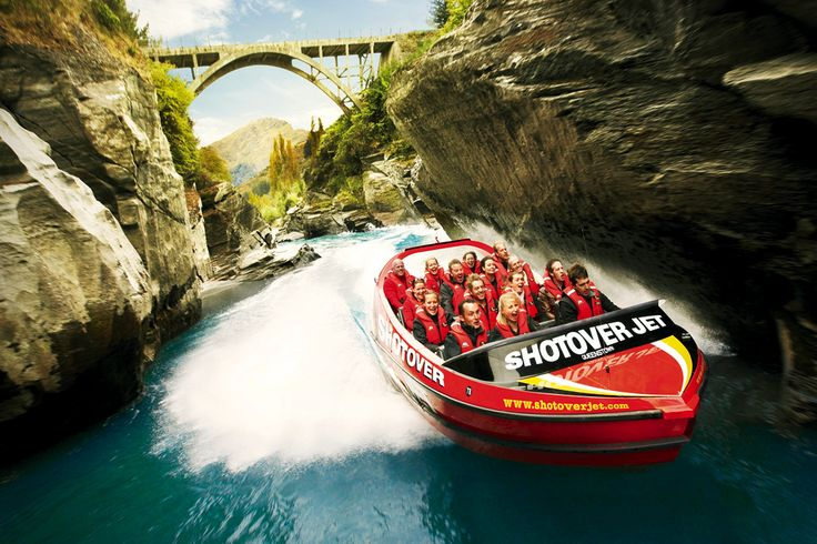 Trovolo - Queenstown #travel #NewZealand #photography #NZ #fun #outdoors #nature #queenstown #otago #jetboat