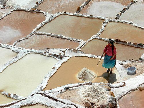 Salineras de Maras (Perú)
