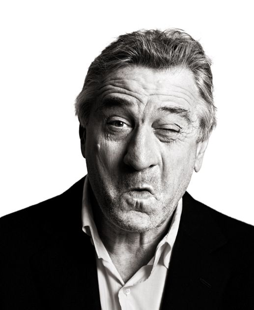 Robert de Niro was born in New York. He was born August 17, 1943. He is a very good actor.