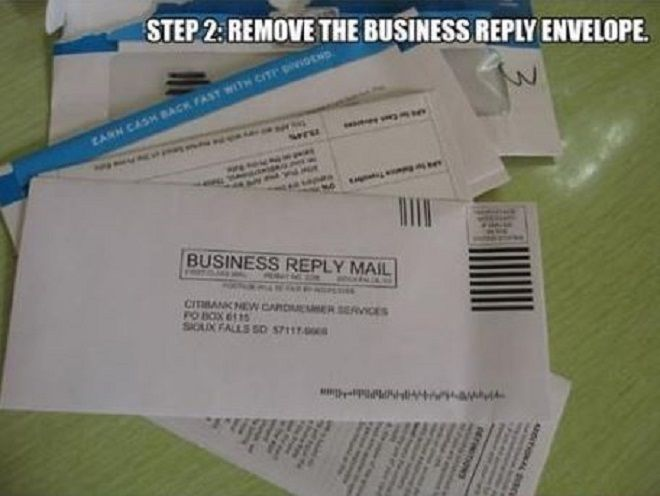 How To Deal With The Junk Mailer!