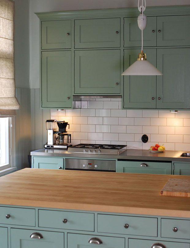 Uusi keittiö vanhaan taloon  Asuntomessut  Home  Kotiin  Pinterest  Sear