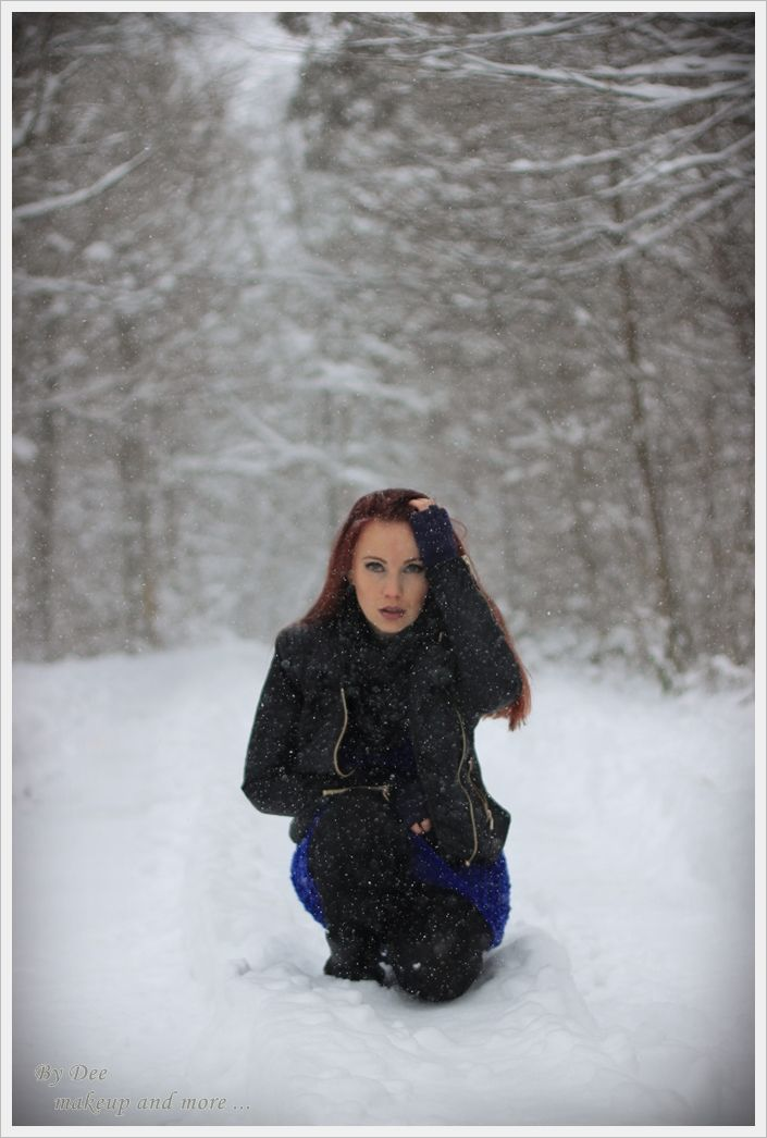 OOTD: It's winter time! ~ By Dee make-up and more