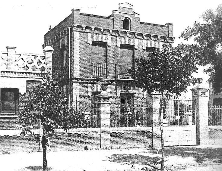 El Proyecto de arturo Soria ...............Casa tipo A (1905)