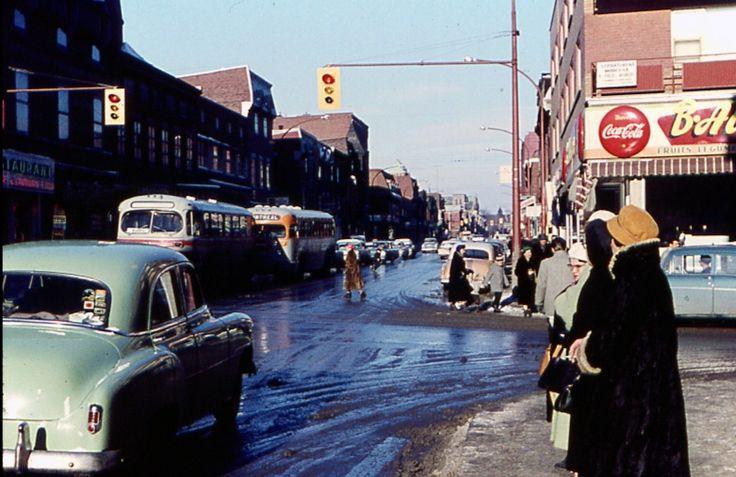 Montreal 1950s