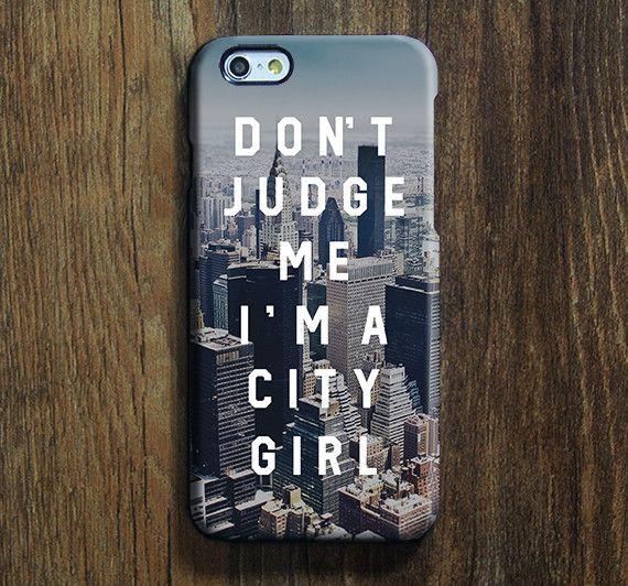 New York City Girl Quotes iPhone 6s Case iPhone 6 plus Ethnic iPhone 5S 5 iPhone…