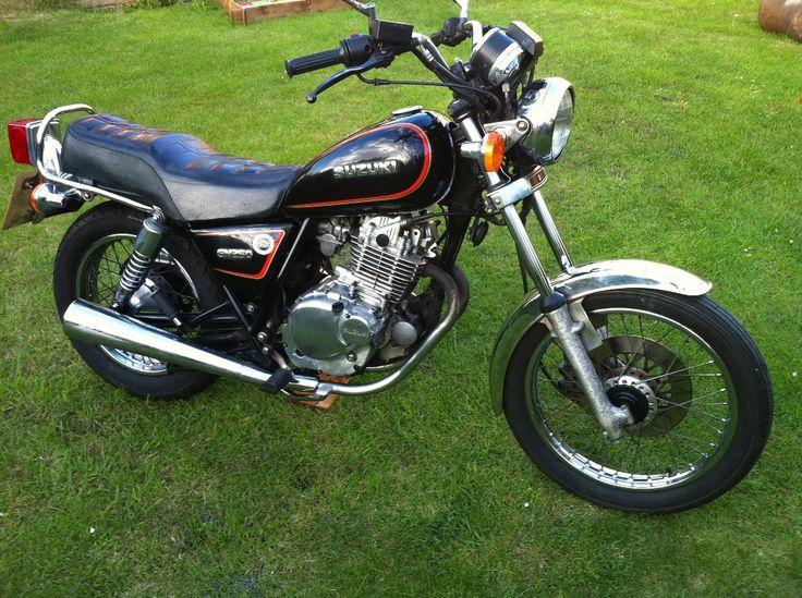 SUZUKI GN 250 cc GN 250 J - http://motorcyclesforsalex.com/suzuki-gn-250-cc-gn-250-j/