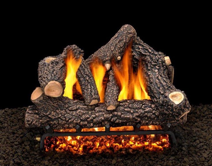 78 best ideas about fake fireplace logs on pinterest for Artificial logs for decoration