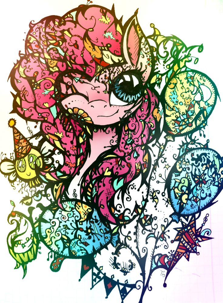 Pinkie Party! by twistedmindpony.deviantart.com on @deviantART