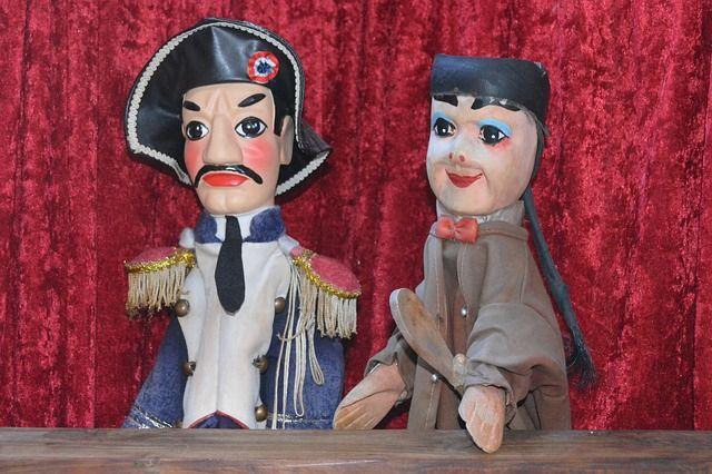 Como elaborar marionetas
