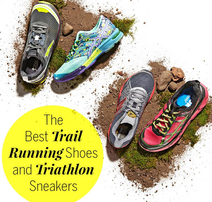 The Best Trail Running Shoes and Triathlon Sneakers - Sick of your same ol' treadmill routine? Hit the trails or train for a triathlon in one of these tester-approved shoes. Find out what makes them the best of the best, then lace up and learn first-hand.