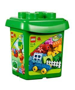Buy LEGO® DUPLO Creative Bucket - 10555 at Argos.co.uk - Your Online Shop for LEGO, Pre-school.
