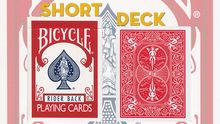 Short Bicycle Deck (RED) - Trick