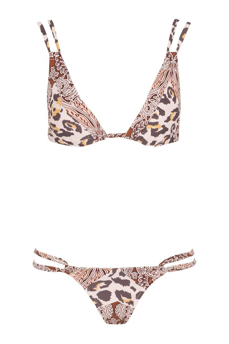 **Leopard Bikini set by Somedays Lovin'