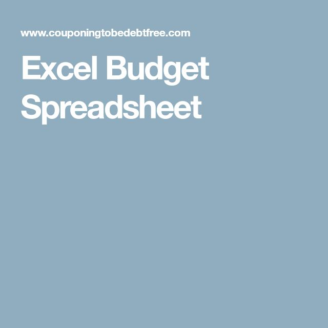 Best 25+ Budget spreadsheet ideas on Pinterest Family budget - budget spreadsheet excel