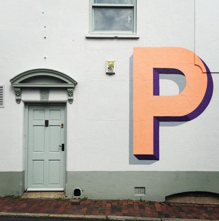 @museumartcraft's Village of Type commission by Gary Stranger. #newdesignmuseum   via @wayneford