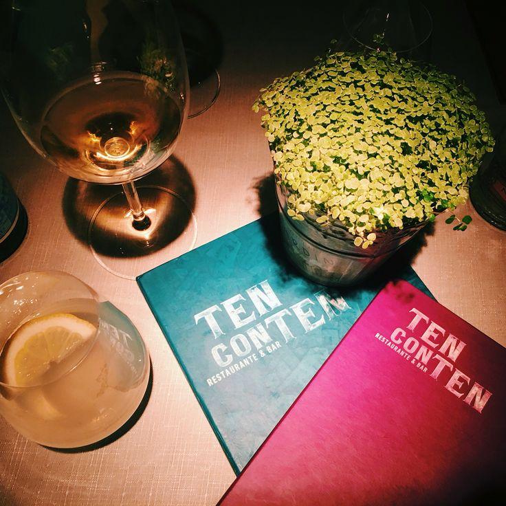 Ten con Ten Restsurante, Madrid