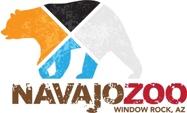 Navajo Zoo Logo
