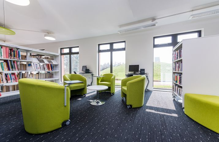 Soft Seating In Looks And Feels Like Fabric Hard Wearing Wipe Clean Vinyl