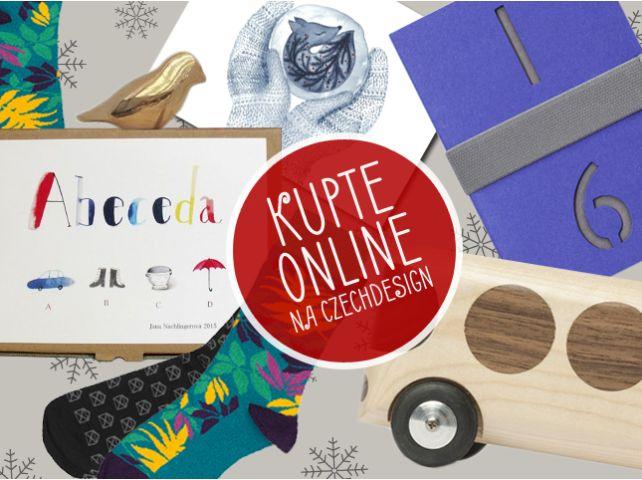 Vyřešte s námi vánoční nákupy jednoduše online. V rámci našeho mimořádného předvánočního prodeje jsme pro vás připravili 12 dárků od českých designérů.  #tips #czechdesign #design #art #vanoce #darky #jezizesk #gift #christmas #czech #designer #original #instadesign #papelote #bomma #krehky #typoobal #online #eshop #xmas #buylocal #graphic #illustration #toy #postcard #vase #porcelain Více o mimořádném online prodeji CZECHDESIGN na: http://6b.cz/U2p