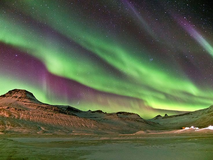 Northern Lights Visible in Northeast, Northern Plain States This Week http://www.people.com/article/northern-lights-aurora-borealis-where-to-see