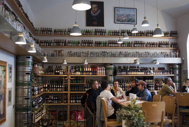 Pivovarský Klub, Prague, Czech Republic