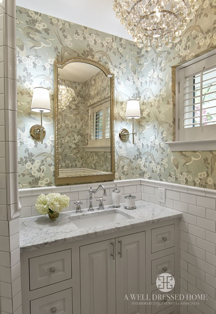 Sconces Bathroom corlett 1 light wall sconce Before After Master Bathroom Remodel A Well Dressed Home