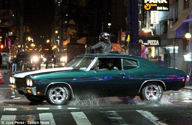 Black Ss Car John Wick