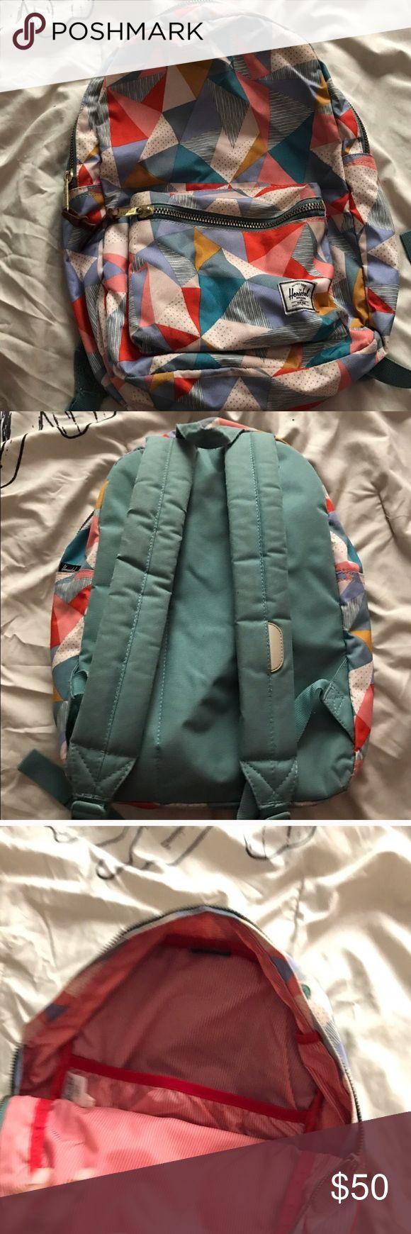Herschel Bookbag Great condition Herschel Supply Company Bags Backpacks