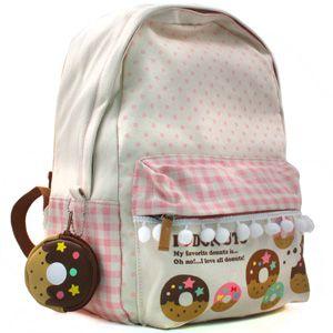 Donuts Backpack! Cute <3