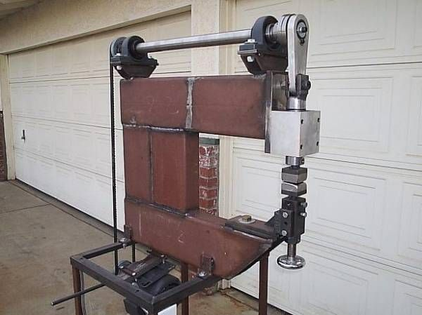 95 Best Mechanical Power Hammers Images On Pinterest
