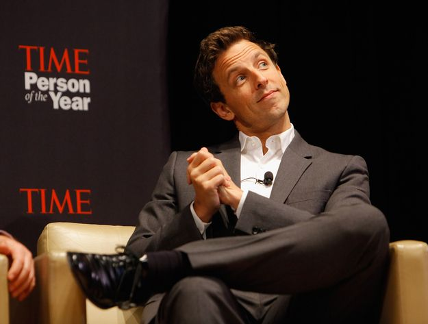 20 facts about Seth Meyers that will make you love him even more. Via @BuzzFeed
