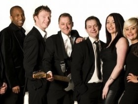 The Stars From The Commitments.. Corporate entertainers