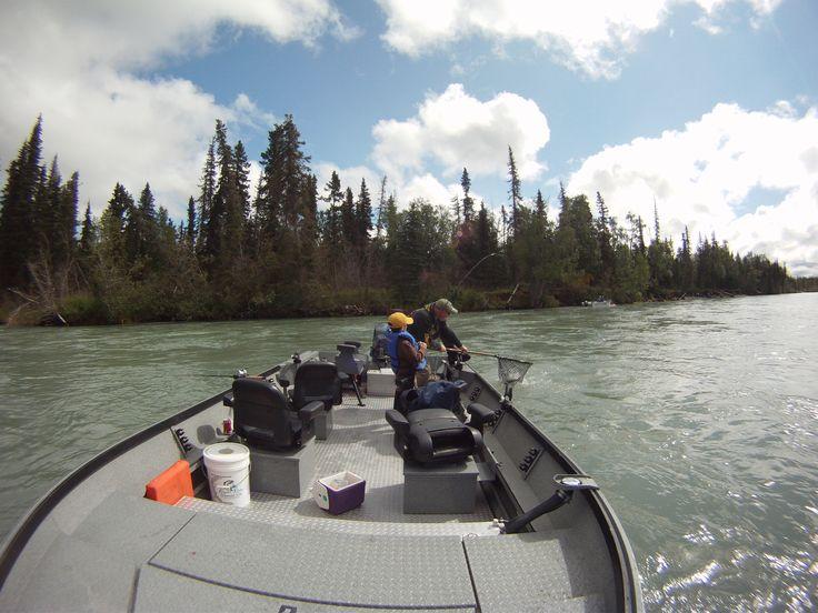 Kenai river imge alaska fishing lodge packages for Kenai river fishing lodges