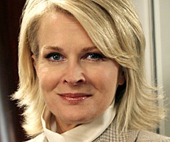 Candice Bergen / Murphy Brown or by what ever you know her as ... she rocks!